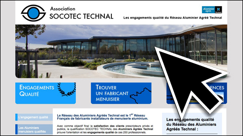 Site de l'association Socotec-Technal