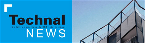 La newsletter de Technal