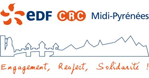 Logo EDF CRC