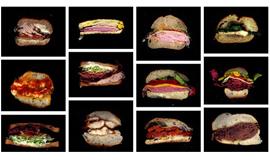 Scans de sandwich
